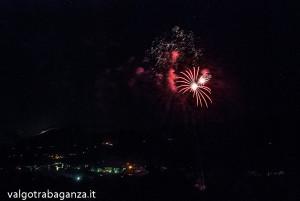 Albareto (129) fuochi d'artificio