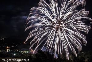 Albareto (134) fuochi d'artificio