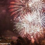 Albareto (152) fuochi d'artificio