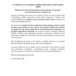 LOACKER AMOR 2015 Borgotaro