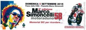 Marco Simoncelli Motoraduno cisa