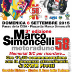 Marco Simoncelli Motoraduno sic Passo Cisa