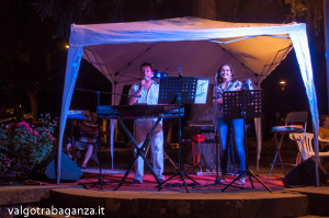 Shopping sotto stelle (159) Instabili Band