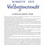 Valbaganzando IL CANALE DEL VESCOVO 1