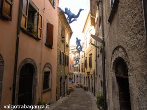 presenze sorvolanti Berceto (106) Via Romea