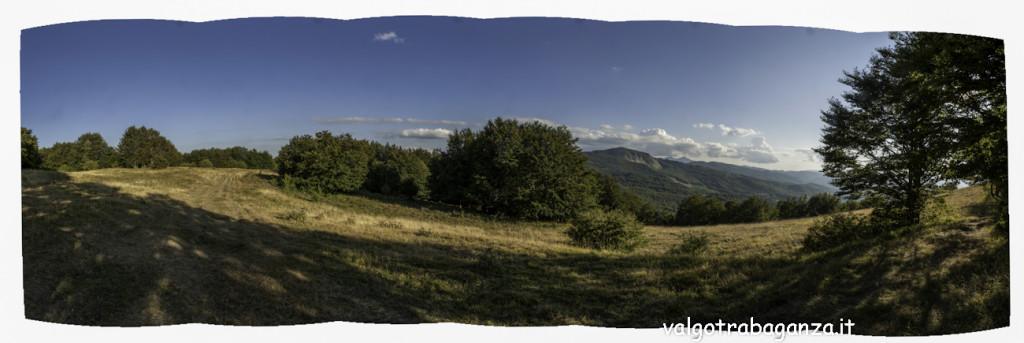 Berceto (128) Panoranica Monte Cervellino