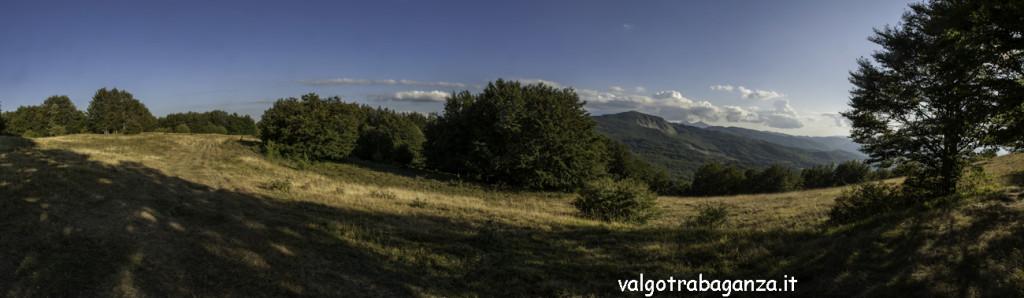 Berceto (129) Panoranica Monte Cervellino