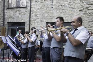 Corpo Bandistico di Albareto (164) Raduno