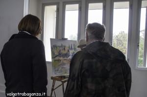 Estemporanea pittura (100) artisti
