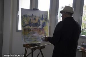 Estemporanea pittura (103) artisti