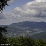 Monte Pelpi (126) vista Bardi