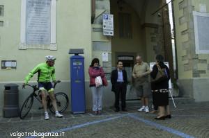Partenza Borgotaro Cutro (101) bicicletta