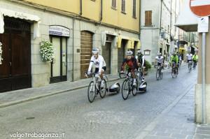 Partenza Borgotaro Cutro (105) bicicletta
