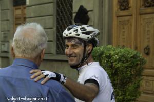 Partenza Borgotaro Cutro (116) bicicletta