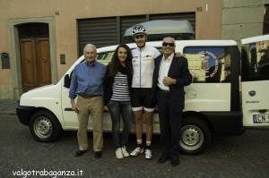 Partenza Borgotaro Cutro (153) bicicletta