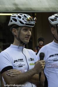 Partenza Borgotaro Cutro (212) bicicletta