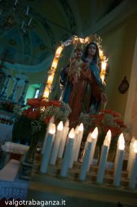 Cacciarasca (133) Madonna del Rosario