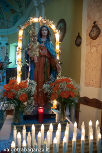 Cacciarasca (136) Madonna del Rosario