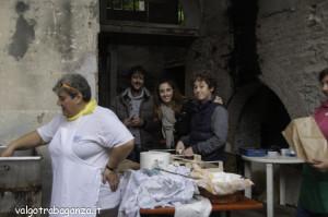 Castagnata (124) Berceto Ghiare