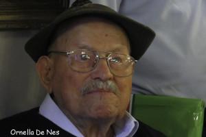 Luigi  Dallaturca (100) centenario