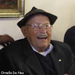 Luigi  Dallaturca (102) centenario