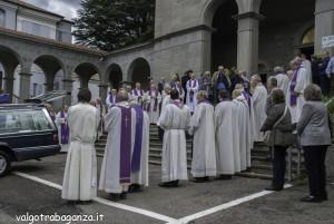 Monsignor Renato Costa (145) funerale