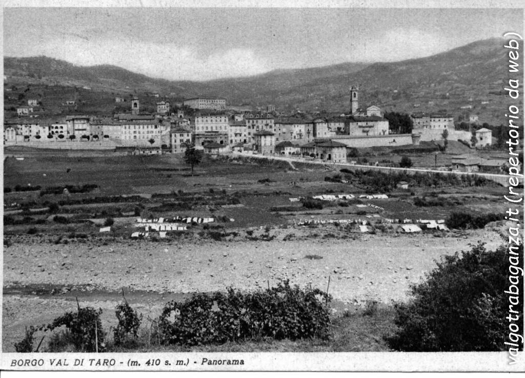 Borgo Val di Taro foto antiche (2)