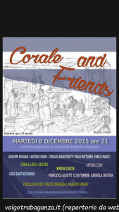Corale and Friends