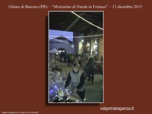 Ghiare  Berceto Mercatino  Natale in Fornace