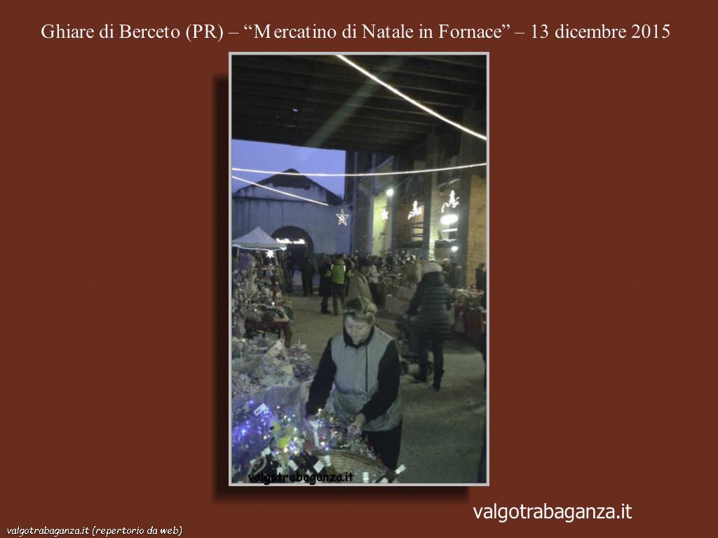 Ghiare di berceto pr mercatino di natale in fornace for Mainini arreda e illumina parma pr