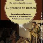 Il Presepe in mostra Borgotaro