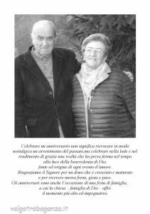 Anniversario Di Matrimonio Preghiera.50 Anniversario Di Matrimonio Di Giovanni Gianni Bassoni E