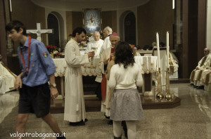 Apertura Porta Santa (457) Bedonia