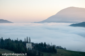 Bardi (157) nebbia