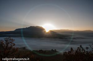 Bardi (198) nebbia