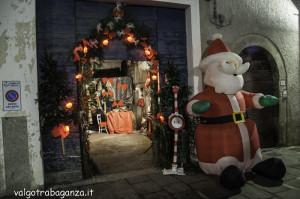 Berceto (180) luminarie Natale