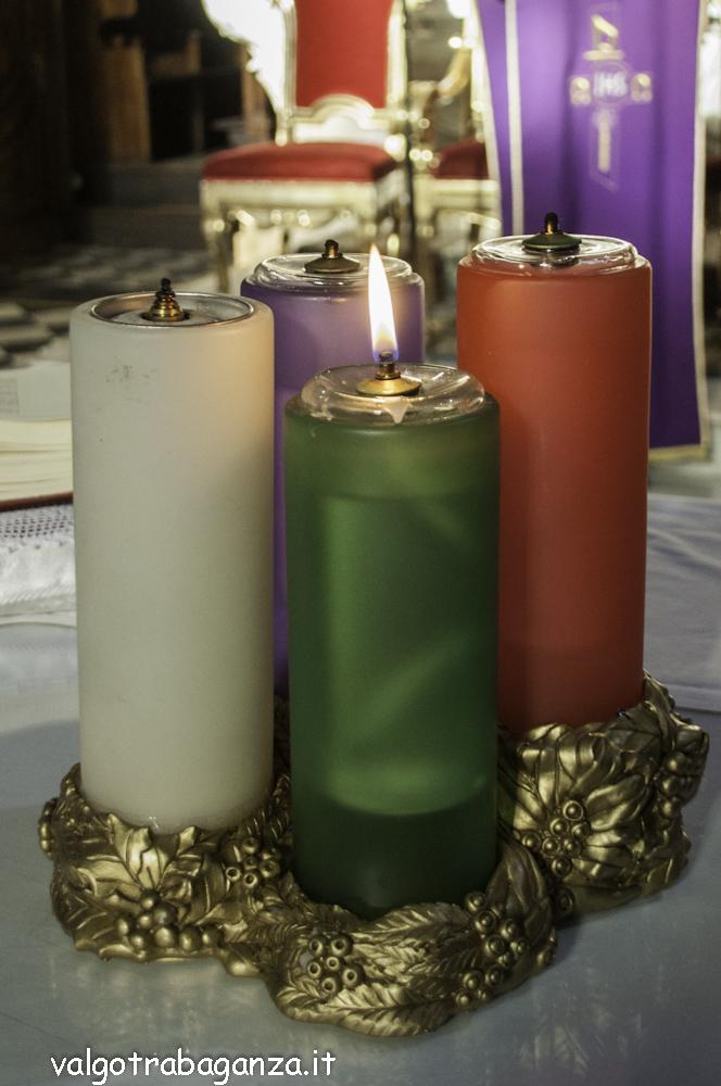 Il Colore Delle Candele.Leggenda Le 4 Candele Avvento 2015 Chiesa Sant