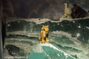Presepe L'era glaciale (107) Berceto