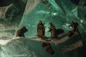 Presepe L'era glaciale (110) Berceto