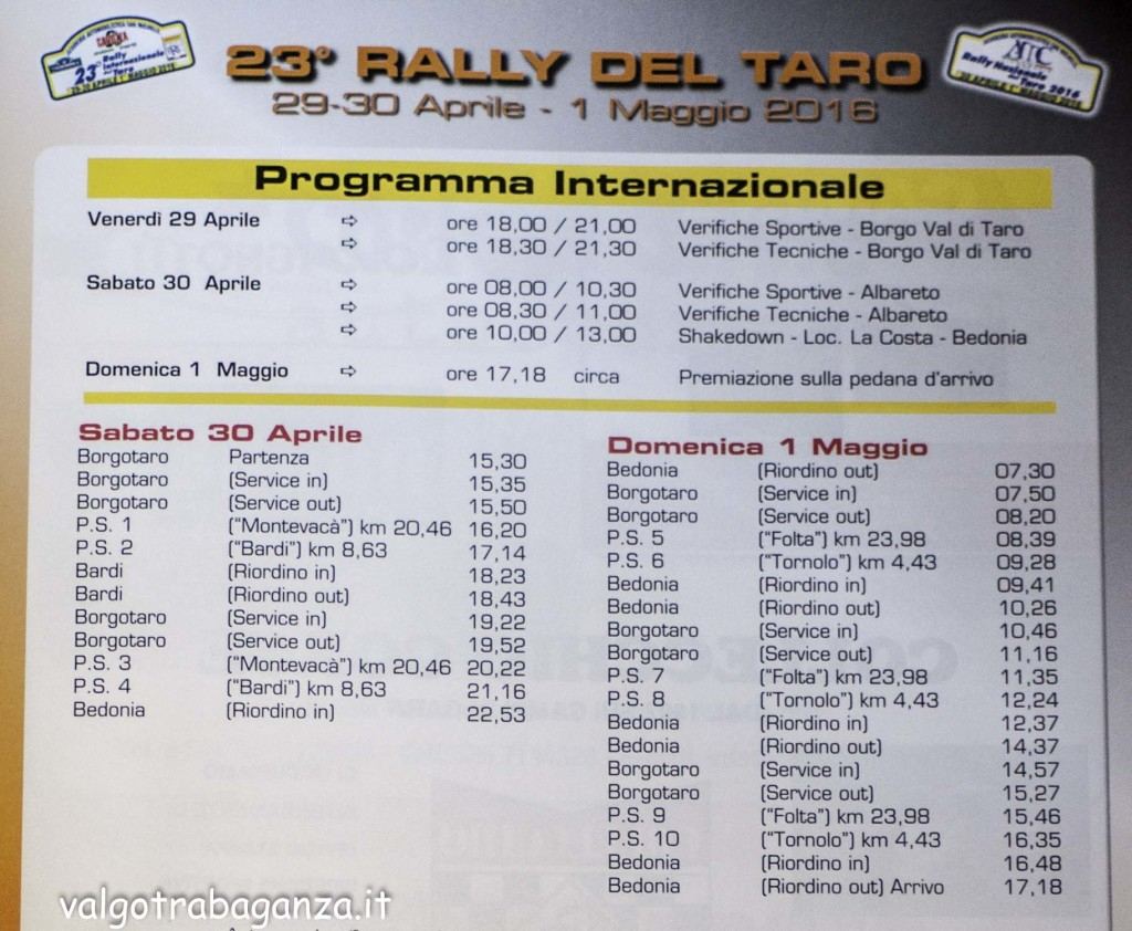 Rally Taro 2016 (104) internazionale programma