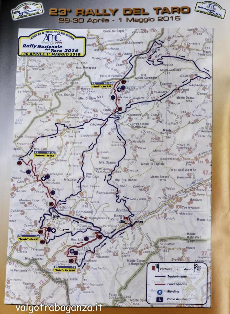 Rally Taro 2016 (105) nazionale cartina
