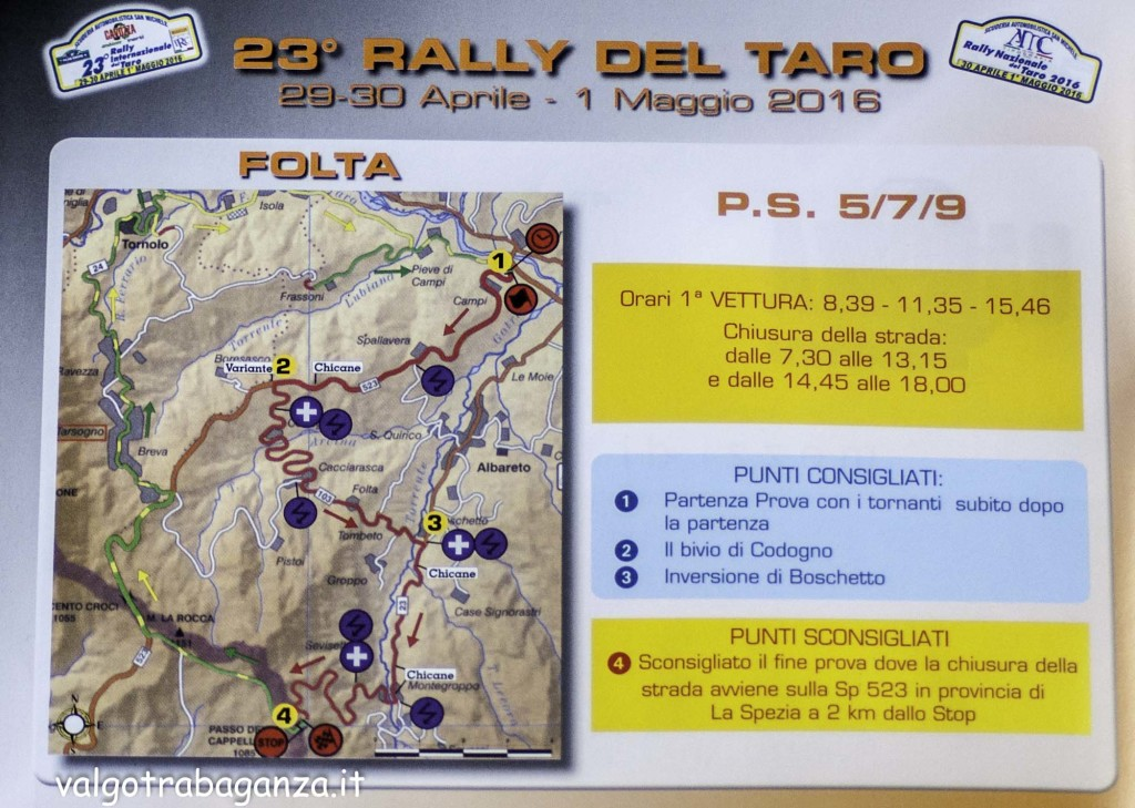 Rally Taro 2016 (108) Folta cartina