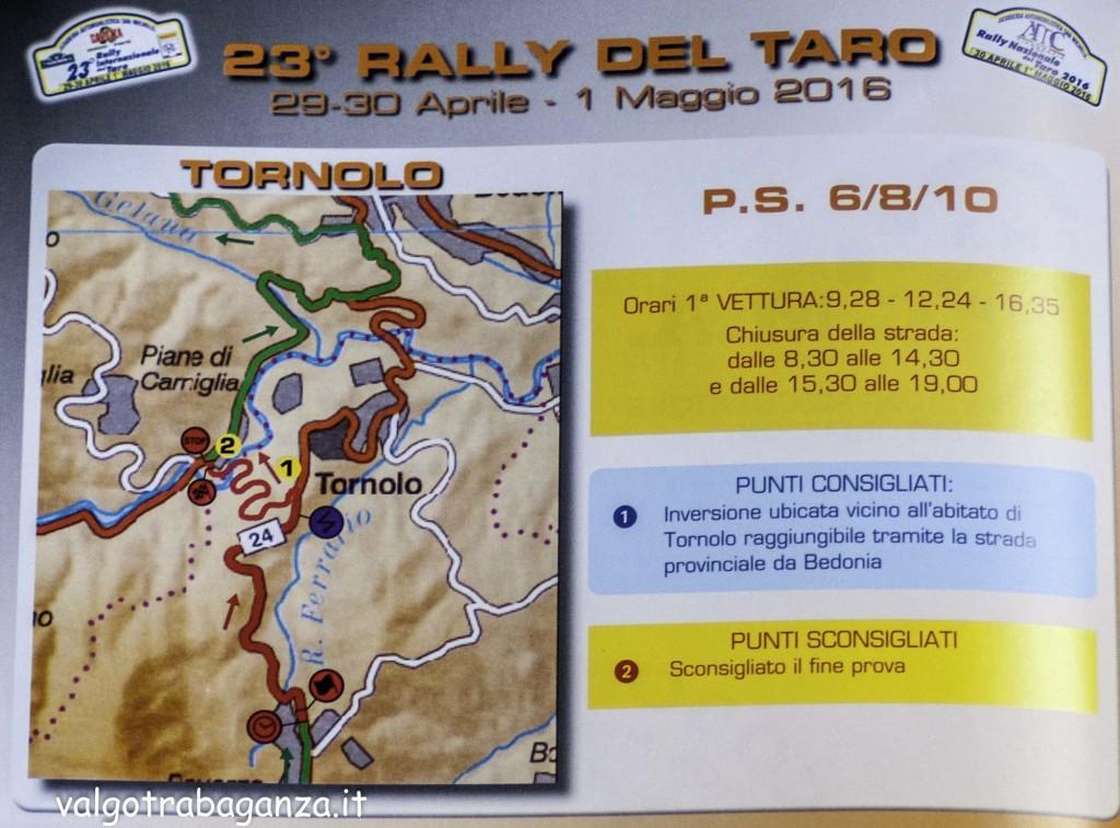 Rally Taro 2016 (109) Tornolo cartina
