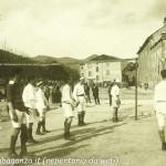 partita di calcio Borgotaro 1918