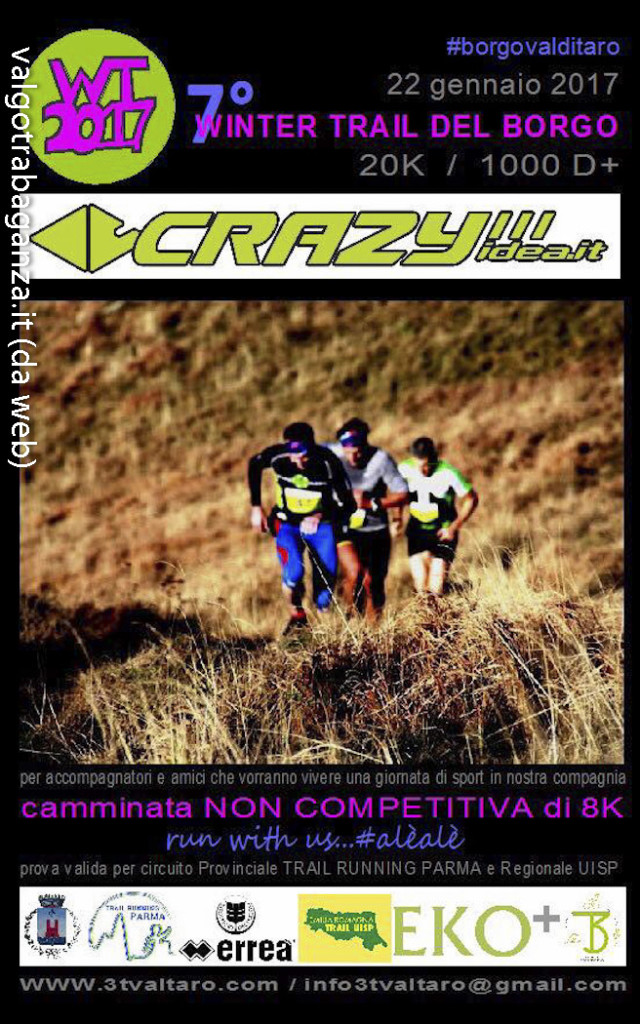 7ª WINTER TRAIL del BORGO