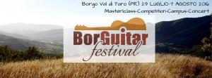 BorGuitar Festival 2016