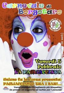Borgotaro Carnevale Pagliacciata