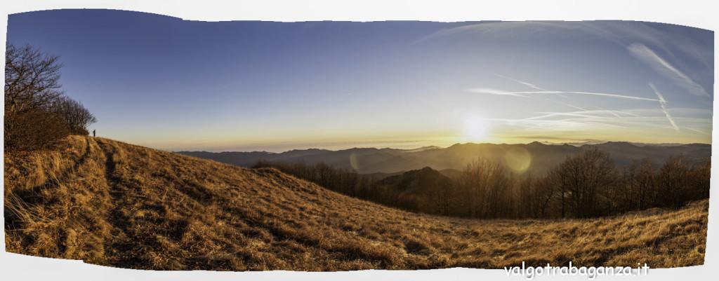 Monte Gottero (100) Panoramica cima