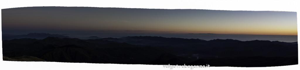 Monte Gottero (108) Panoramica