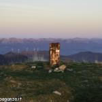 Monte Gottero (273) cippo